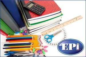 School Supplies with EPI